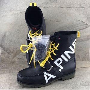 Polo Ralph Lauren Ranger Alpine Boots NWOB